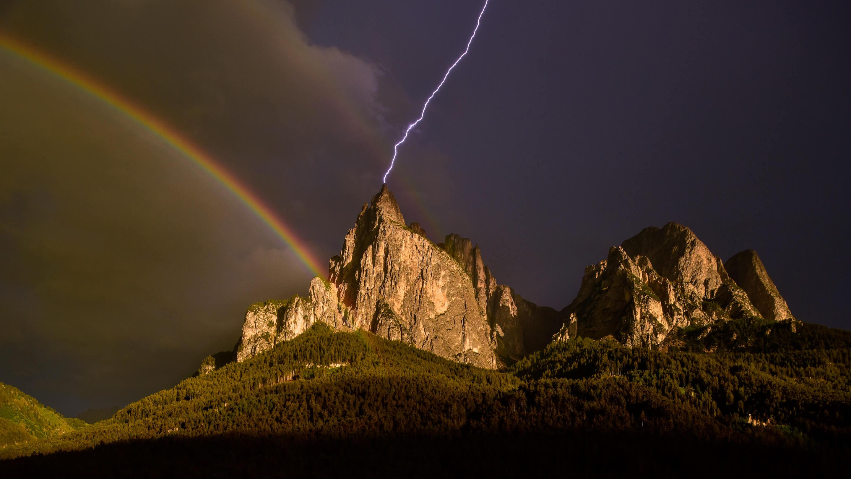 """All the beauty of the Dolomites at Vitalpina Wanderhotel Europa"""